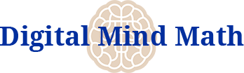 Digital Mind Math, Logo